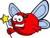 Tomato fairy Royalty Free Stock Photography