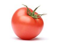 Tomato. Fresh tomato isolated on white background royalty free stock images