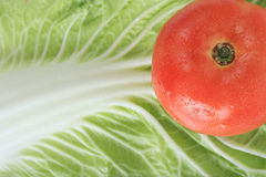 Tomato freshness Royalty Free Stock Photography