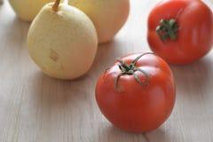 Tomato fruit Stock Photo