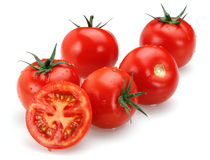 Tomato Group Royalty Free Stock Photography
