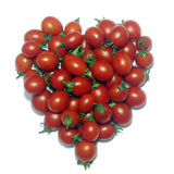 Tomato heart Stock Photos