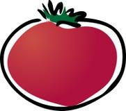 Tomato illustration Stock Photo