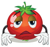 A tomato Royalty Free Stock Images