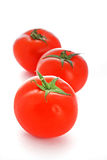 Tomato isolated royalty free stock photo