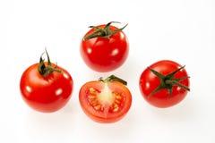 Tomato. Isolated on white background Stock Photo