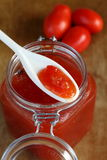 Tomato jam Royalty Free Stock Photos