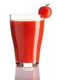 Tomato juice Stock Photo