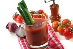 Tomato juice Stock Photography
