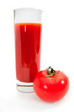 Tomato Juice Royalty Free Stock Image