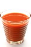 Tomato juice. I took tomato juice  in a white background Royalty Free Stock Photos