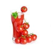 Tomato juice Royalty Free Stock Image