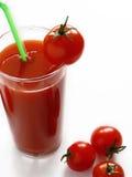 Tomato juice Stock Images
