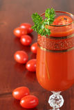 Tomato juice or Bloody Mary Royalty Free Stock Photos