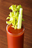 Tomato juice, bloody mary Royalty Free Stock Photos