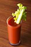Tomato juice, bloody mary Stock Photo