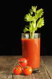 Tomato juice Royalty Free Stock Photography