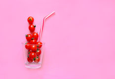 Tomato Juice Concept Royalty Free Stock Images