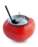 Tomato juice concept Stock Image