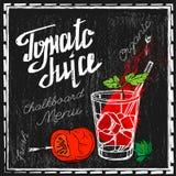 Tomato Juice Image Stock Image
