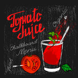 Tomato Juice Image Stock Photography