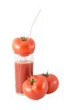 Tomato Juice And Tomato Royalty Free Stock Photos