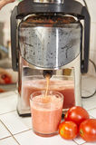 Tomato Juicer Royalty Free Stock Images