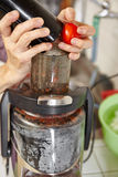 Tomato Juicer Royalty Free Stock Image