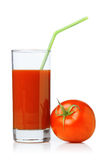 Tomato juices Stock Photo