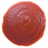 Tomato ketchup Stock Image