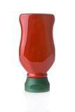 Tomato Ketchup bottle Stock Photography