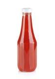 Tomato ketchup bottle Royalty Free Stock Image
