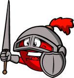 Tomato knight Royalty Free Stock Photo