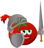 Tomato knight Stock Images