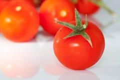 Tomato macro Stock Images