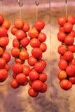 Tomato on market Royalty Free Stock Photography