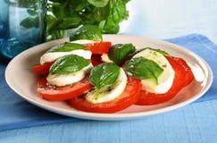 Tomato Mozzarella Caprese Royalty Free Stock Photos