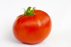 Ripe red tomato Stock Images