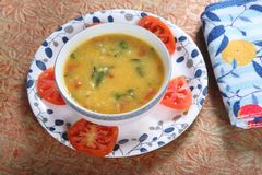 Tomato pappu, Takkali Parappu, Andhra tamator Dhal. Tomato dal is one of the most cooked pappu varieties or dal recipes from Andhra cuisine, it is an excellent stock photos