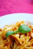 Tomato pasta Royalty Free Stock Photos