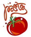 Tomato paste Stock Image