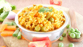 Tomato Pilaf Royalty Free Stock Image