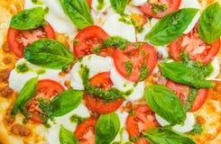 Tomato Pizza Italiana Stock Images