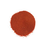 Tomato powder Royalty Free Stock Photo