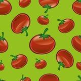 Tomato Repeat Pattern Royalty Free Stock Photos