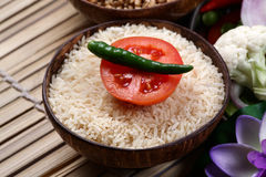 Tomato rice Stock Images
