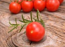 Tomato and rosemary Royalty Free Stock Photo