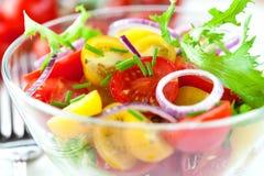 Tomato salad royalty free stock photography