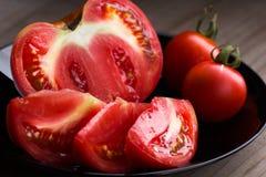 Tomato salad Stock Photography