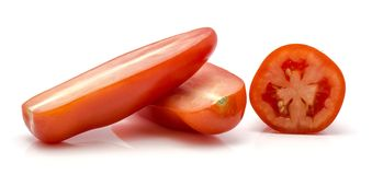 Tomato San Marzano  Stock Photo
